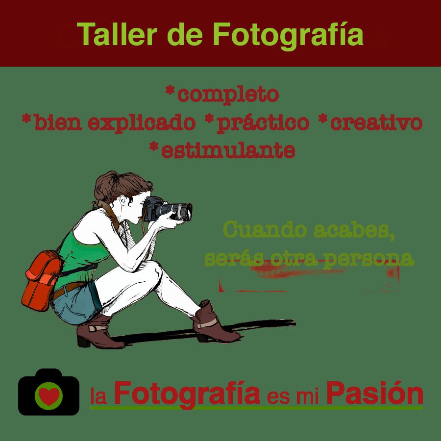 Taller de Fotografía FOT de Xisco Fuster